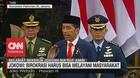 VIDEO - Jokowi: Birokrasi Harus Bisa Melayani Masyarakat