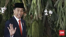 Jokowi Sebut Pelantikan Menteri Pekan Depan