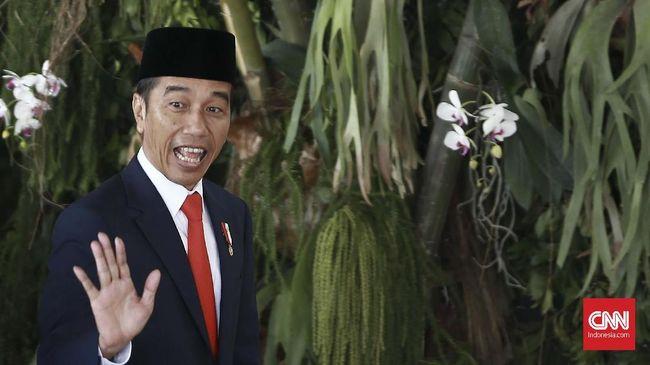 Jokowi meminta BPIP membumikan Pancasila melalui musik, film dan olahraga. Bahkan, bila perlu, kata Jokowi, gunakan lirik lagu Didi Kempot.