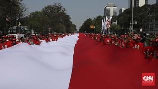 FOTO : Syukuran Relawan Sambut Periode Kedua Jokowi