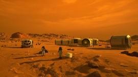 Ahli Sebut Manusia Bisa Tinggal di Mars Asalkan Ubah DNA