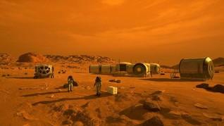 Misi Perdana ke Mars dari Tanah Arab Meluncur Juli 2020