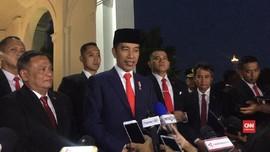 VIDEO: Jokowi Bakal Perkenalkan Menteri Baru Besok