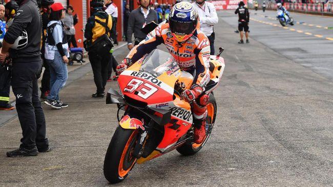 Stefan Bradl mengaku gembira diberi kesempatan jadi pembalap pengganti Marc Marquez di MotoGP Ceko akhir pekan ini.