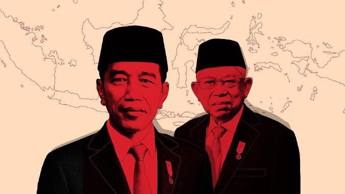 Ikuti live report pelantikan Presiden-Wakil Presiden terpilih hasil Pemilu 2019 Joko Widodo-Ma'ruf Amin di Gedung DPR/MPR, Minggu (20/10).