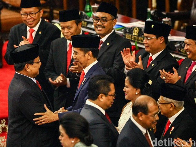 Prabowo Hingga SBY Ucapkan Selamat Kepada Jokowi-Ma'ruf