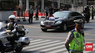Sri Mulyani Keluarkan Aturan Biaya Perjalanan Dinas Jokowi
