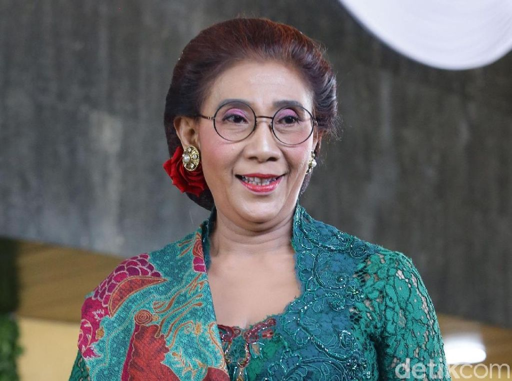 Jajaran Menteri Jokowi Lempar Senyum di Pelantikan Presiden