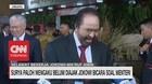 VIDEO: Surya Paloh Mengaku Belum Diajak Bicara Soal Menteri