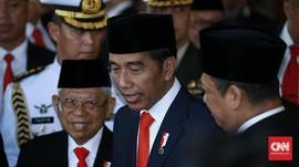 Jokowi, Maruf Amin dan Para Menteri Dapat THR Tahun Ini