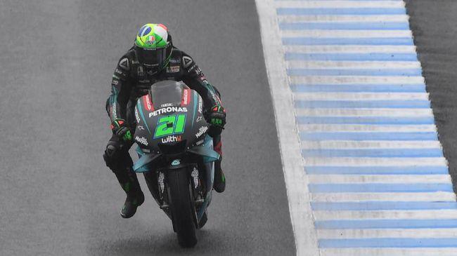 Pembalap Petronas Yamaha Franco Morbidelli menyebut MotoGP sebagai olahraga berbahaya.