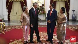 Ucapkan Selamat, Pemimpin Negara Lobi Ekonomi ke Jokowi