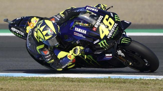 Valentino Rossi mengaku membuat kesalahan sehingga gagal menyelesaikan balapan MotoGP Jepang 2019 yang menyebabkan penurunan peringkat di klasemen sementara.