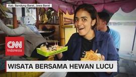 VIDEO: Sehari Berwisata di Lembang