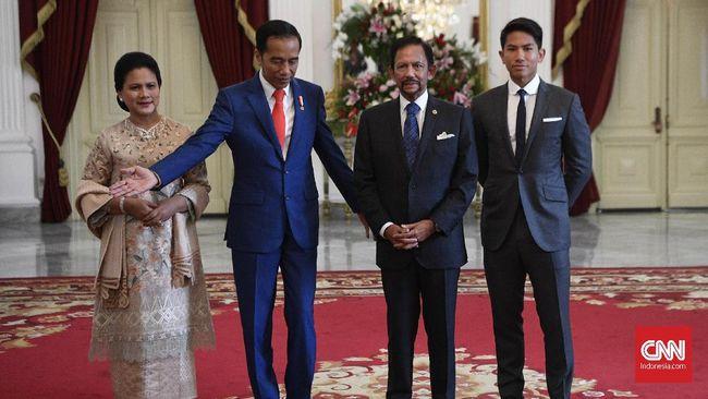 Sekitar 17 negara dikabarkan menghadiri pelantikan presiden-wakil presiden terpilih, Joko Widodo-Ma'ruf Amin, di Gedung MPR/DPR hari ini, Minggu (20/10).
