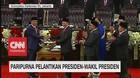 VIDEO: Sah! Jokowi-Ma'ruf Resmi Presiden & Wapres 2019-2024