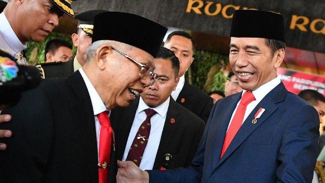 Kerabat Presiden Jokowi yang ikut Pilkada 2020 hampir meraih kemenangan, berbalik dengan kerabat Wapres Ma'ruf yang di ambang kekalahan