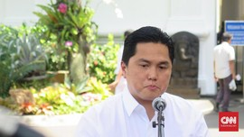 Gerindra Sindir Erick Pamer Laba BUMN: Mau Deklarasi Capres