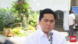 Erick Thohir Larang BUMN Kembangkan Riset Sendiri-sendiri