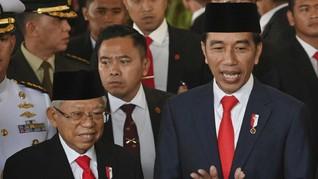 Klaim Kinerja Jokowi: Pandemi Terkendali, Demokrasi Membaik