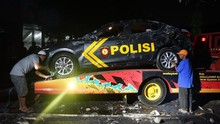Viral Polisi Pacaran di Mobil Dinas, Mabes Polri Turun Tangan
