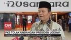 VIDEO: PKS Tolak Undangan Presiden Jokowi