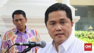 Erick Thohir Ungkap Biang Korupsi di BUMN