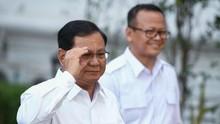 Arahan Prabowo Soal Menteri Edhy Ditangkap: Tunggu Info KPK