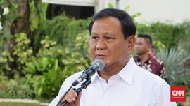 Prabowo Akan Serahkan Masterplan 25 Tahun Pertahanan RI