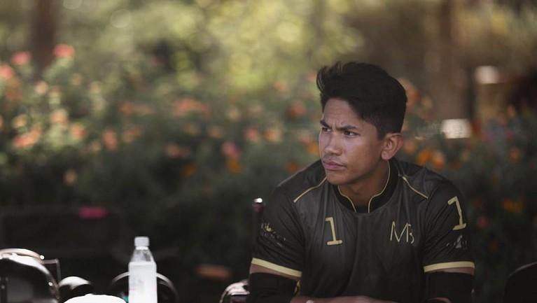 Pangeran Abdul Mateen, putra dari Sultan Brunei Darussalam ini mampu mencuri perhatian khalayak saat hadir di Pelantikan Jokowi-Ma'ruf. Intip pesonanya!