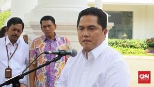 Erick Thohir Pastikan Bank BUMN Pangkas Bunga Kredit UKM