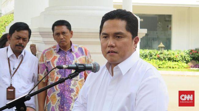 Menteri BUMN Erick Thohir menilai Garuda Indonesia bisa fokus membesarkan anak usaha setelah pecah kongsi dengan Sriwijaya Air.