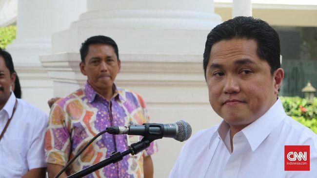 Setelah memanggil Ahok, Menteri BUMN Erick Thohir akan memanggil sejumlah tokoh untuk menawarkan kursi petinggi perusahaan pelat merah pada Senin (18/11).
