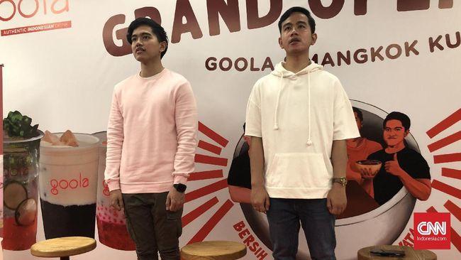 Gibran Rakabuming dan Kaesang Pangeran menekuni bisnis kuliner selama beberapa tahun terakhir. Berikut daftar bisnis kuliner kedua putra Presiden Jokowi itu.