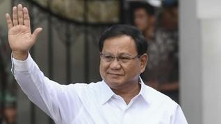 Banyak TNI Positif Corona, Prabowo Ingin Ada Tes Massal