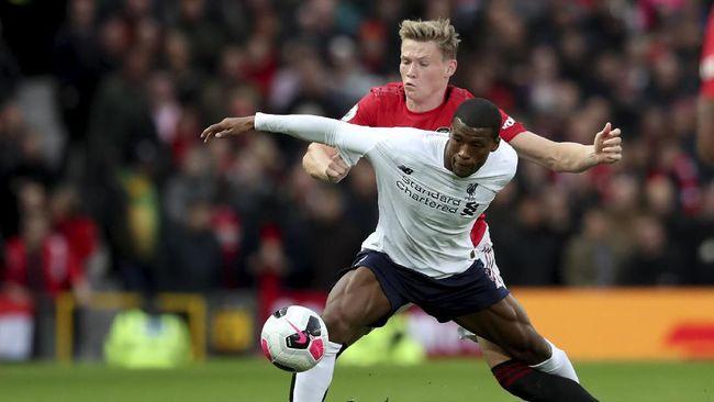 Berikut fakta menarik setelah MU vs Liverpool berakhir imbang 1-1 dalam matchday kesembilan Liga Inggris, Minggu (20/10) malam waktu setempat.
