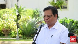 Airlangga Ramal Krisis Imbas Corona Berlangsung hingga 2022