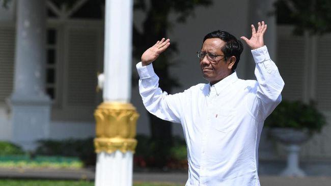 FPI mendesak Menko Polhukam Mahfud MD memerintahkan penelusuran kontak di daerah lain terutama yang kini tengah menggelar kampanye Pilkada serentak 2020.