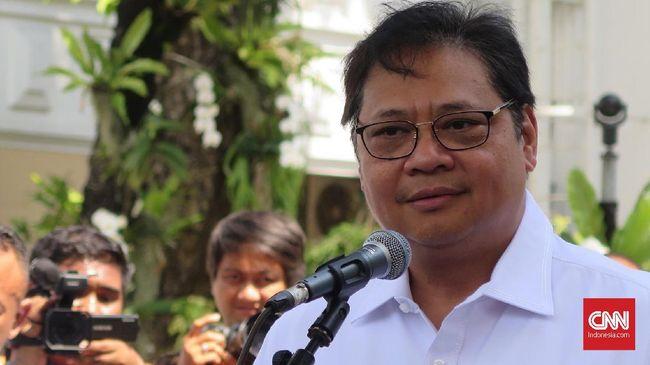 Menko Perekonomian Airlangga Hartarto memperkirakan ekonomi RI minus tidak hanya akan terjadi pada kuartal II tapi juga kuartal III bahkan sampai akhir 2020.