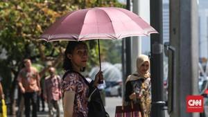 Bukan Gelombang Panas, BMKG Jelaskan Sebab Suhu Tinggi di RI