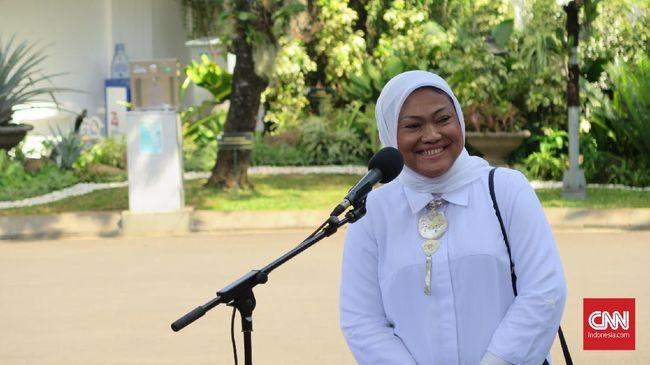 Menteri Ketenagakerjaan Ida Fauziyah menyebut uu tentang jaminan sosial akan masuk ke dalam Omnibus Law Cipta Lapangan Kerja.