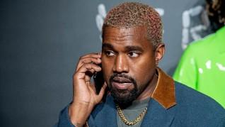 Saham Gap Rontok usai Kanye West Kampanye Capres AS