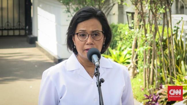 Sri Mulyani Sudah Alokasikan APBN Untuk Gaji 12 Wamen Jokowi