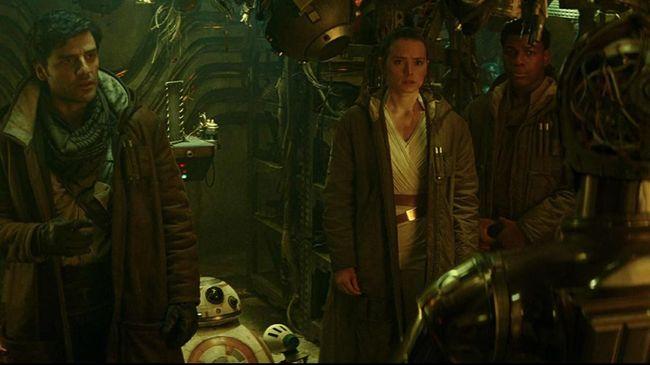 Disney memenuhi harapan seorang pasien penggemar Star Wars yang ingin menonton The Rise of Skywalker bersama anaknya.