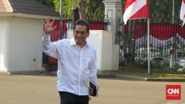 Agus Suparmanto, Ketua Ikatan Anggar Andalan Ekspor Jokowi