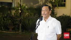 Luhut Sebut Jokowi Masih Bisa Ubah Keputusan soal Pilkada