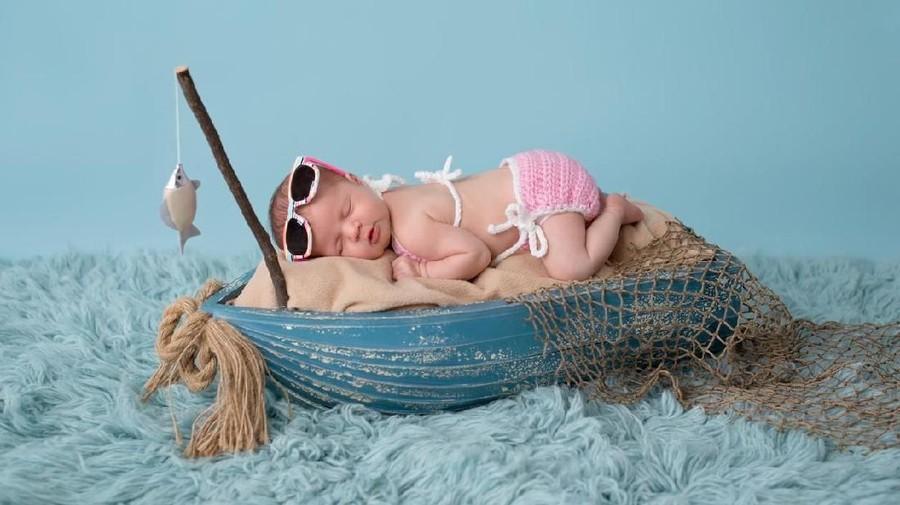 15 Inspirasi Nama Bayi Perempuan Awalan A Bermakna Hadiah