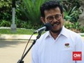 Alasan Jokowi Pilih Mentan Duduki Sementara Kursi Menteri KKP