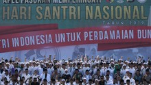 Hari Santri: Buah Janji Kampanye Jokowi yang Menuai Polemik