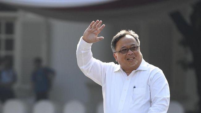 Presiden Joko Widodo menugaskan mantan Menteri PPN/Bappenas Bambang Brodjonegoro untuk kembali membantu pemerintah dalam kabinet kerja periode 2019-2024.